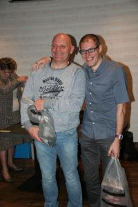 Alain Haulait et Fabian Drugmand