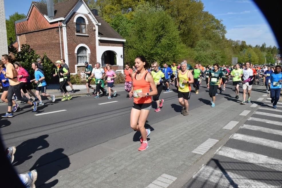 Départ du jogging de Marcinelle