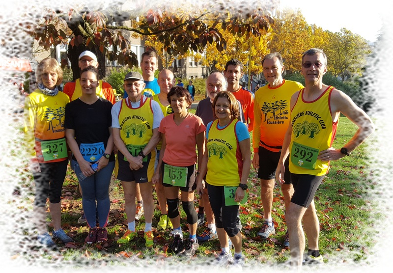 HAC groupe jogging