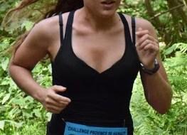 Soutien de la poitrine en jogging
